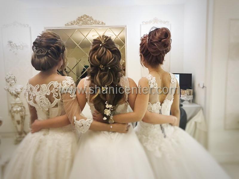 سالن آرایش عروس