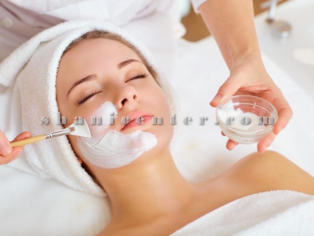 پاکسازی پوست خشک